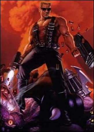 Duke Nukem killing his way to a new trilogy [updated]