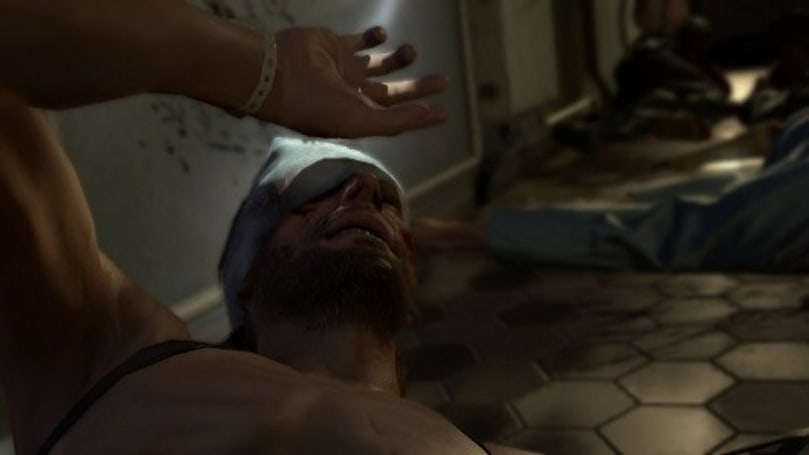 The Phantom Pain trailer, screens are figments of imagination