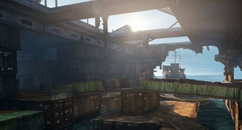 Uncharted 3's latest lab is 5-on-5 SMGs, riot shields, and grenades