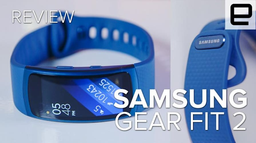 Review: Samsung Gear Fit 2