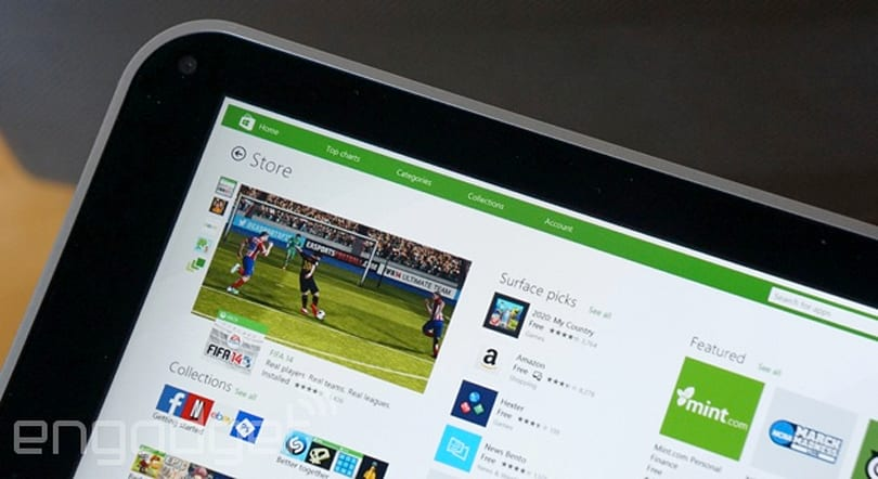 Windows Store now helps you find apps faster, even if they're for your phone