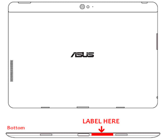 ASUS Transformer Pad Infinity Series hits the FCC