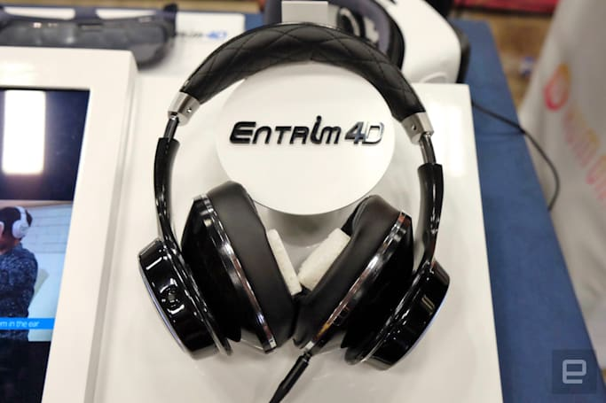 Samsung's experimental headphones send electric impulses to your brain