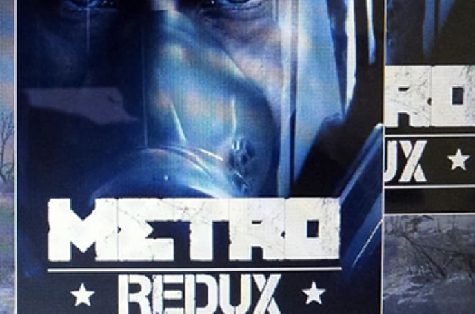 Metro Redux confirmed, more details before E3