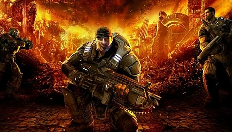 Gears of War movie development soldiers on