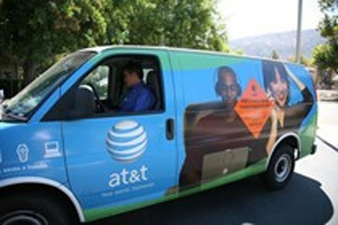 AT&T's U-verse moseys over to Central Arkansas