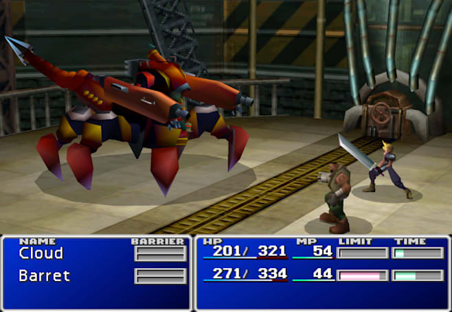 Play It On A Mac: Final Fantasy VII