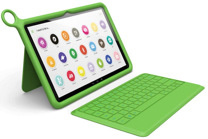 OLPC's got two new consumer kid tablets and accessories for CES