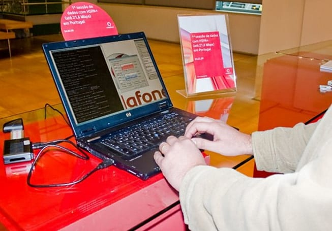 Vodafone Portugal hits 16Mbps on HSPA+ trial