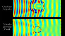 Duke scientists build theorized invisibility cloak. Sort of.