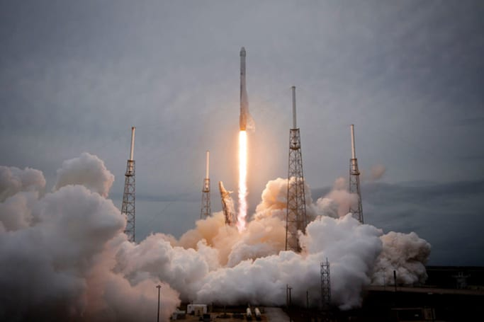 SpaceX's new rocket facility officially lands in Brownsville, Texas