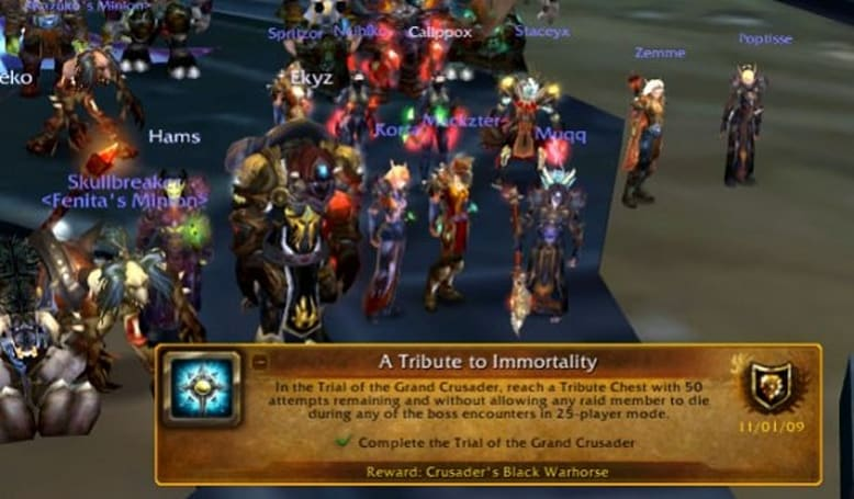 Ensidia snags world-first Tribute to Immortality