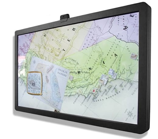Ideum's MT65 Presenter: a $17,500, 65-inch, multi-touch display for your own museum