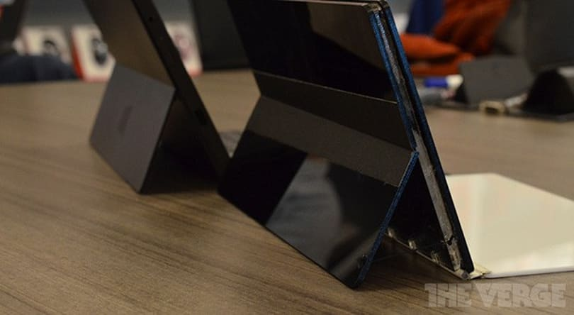 Microsoft shows Surface prototypes, teases the tablets that might have been