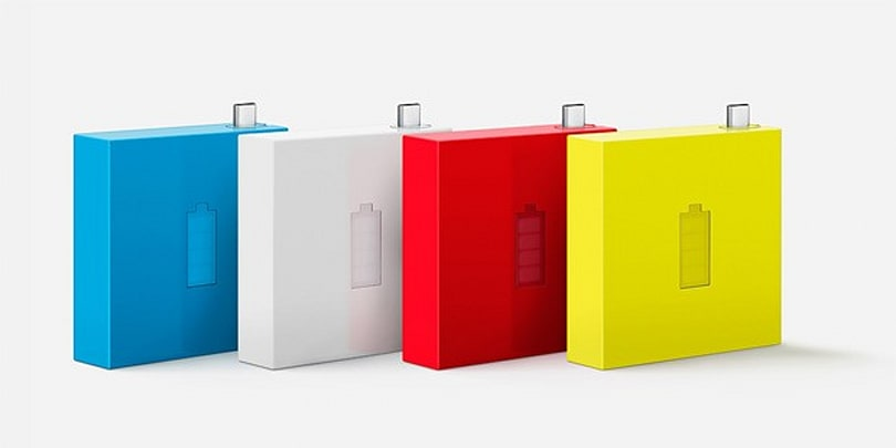 Nokia's colorful DC-18 portable USB charger matches your phone, shoes
