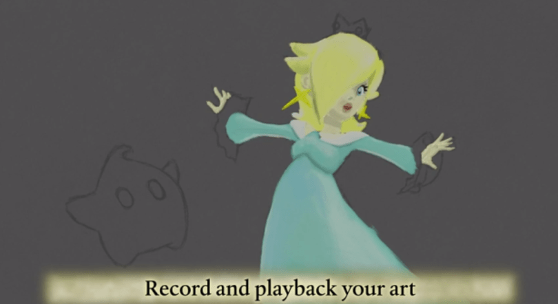Art Academy will turn your Wii U GamePad into a canvas