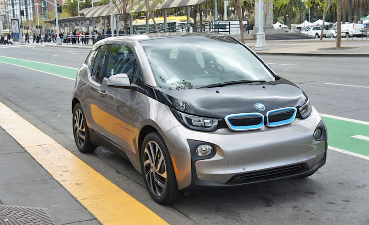 BMW's key EV executives depart for Chinese startup