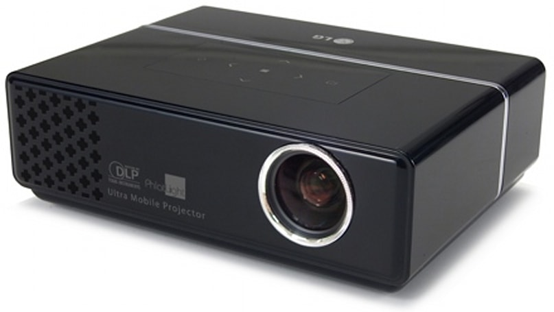 LG's HS101 portable LED Chocolate-inspired projector arrives