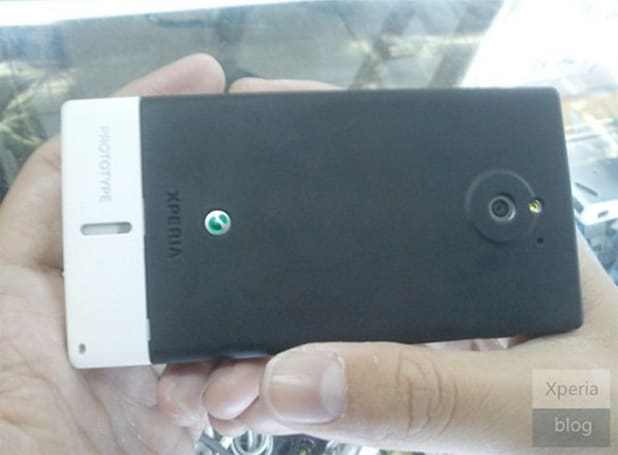 Sony Ericsson 'Pepper' MT27i surfaces, has some design spice