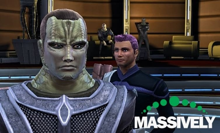 Captain's Log: Impressions of diplomacy in Star Trek Online