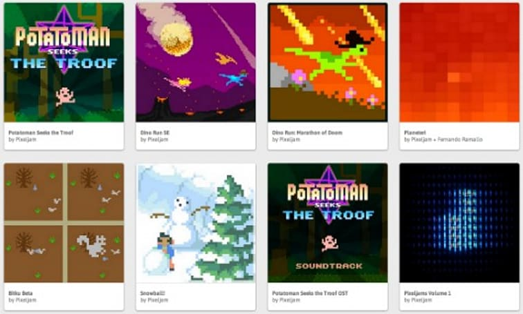 Pixeljam Octology bundle is 8 games for whatever amount you want