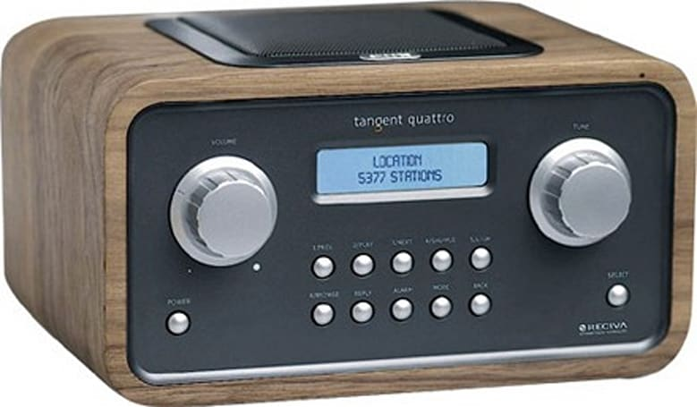 Tangent intros Quattro Mk 2 tabletop internet radio