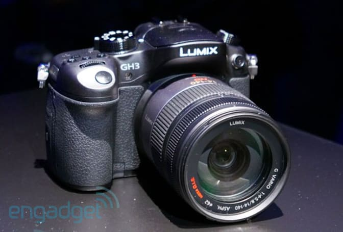 Panasonic Lumix GH3 launches on December 13th, but pricing remains a mystery