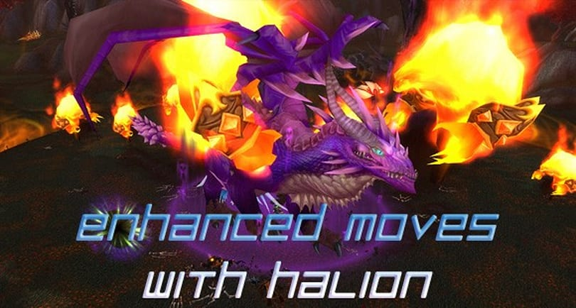 Totem Talk: Enhanced moves with Halion