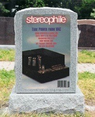 Stereophile mag's parent company hits hard times