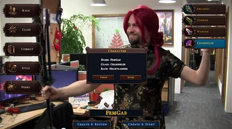 City of Steam fans treated to dev humiliation video for reaching goal