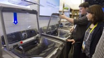 US regulators warn customers about exploding Samsung washers