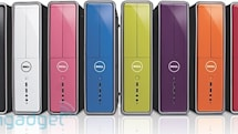Dell's rainbow-hued Inspiron desktops now available