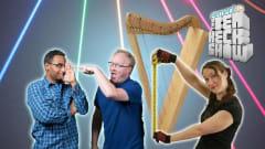 Ben Heck's Intel Edison laser harp, part 1