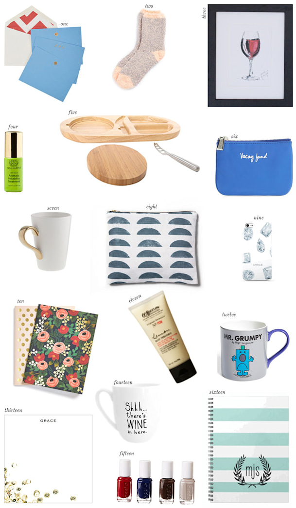 Holiday gift guide: For your coworker