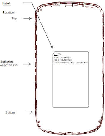 Samsung SCH-R930 clears FCC with LTE bands, appears destined for US Cellular