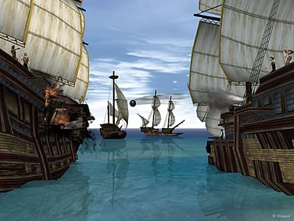Pirates of the Caribbean Online brings boatloads of fun for Father's Day