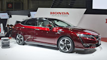 Honda's next-gen Clarity hydrogen cars land in California