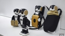 Sharp's adorable robot phone is a not-so-cute $1,800