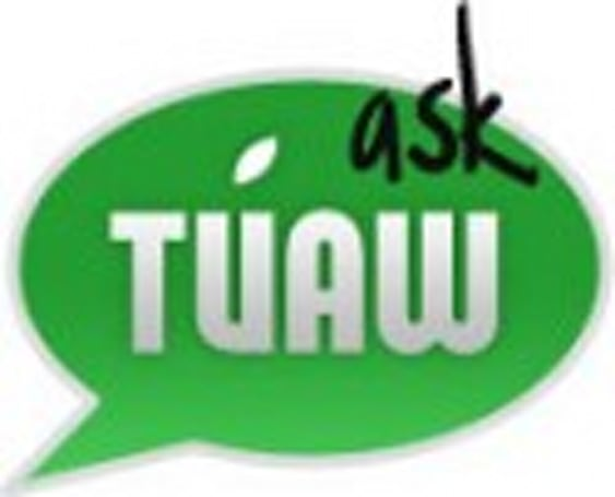 Ask TUAW: AirPort Extreme bridge, iTunes smart playlists, USB drive backup, and more
