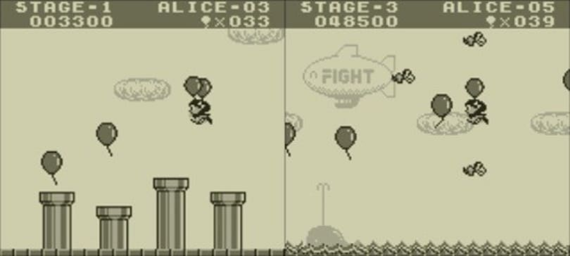 Portabliss: Balloon Kid (3DS)
