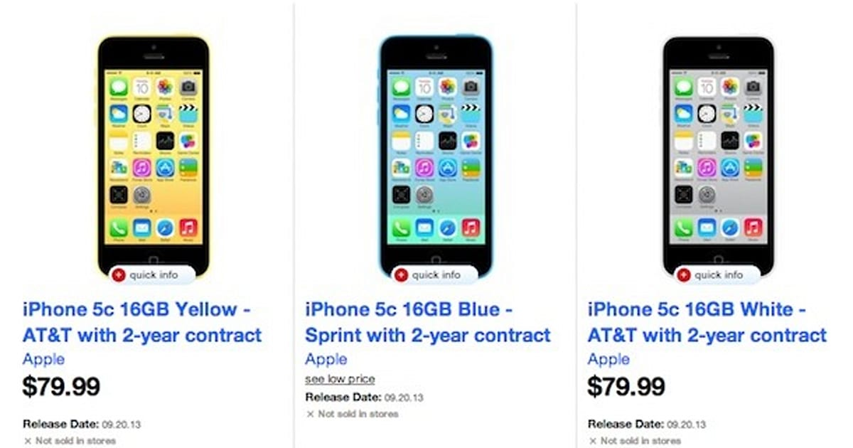 at t iphone contract target also selling the iphone 5c for 79 99 on contract 6592