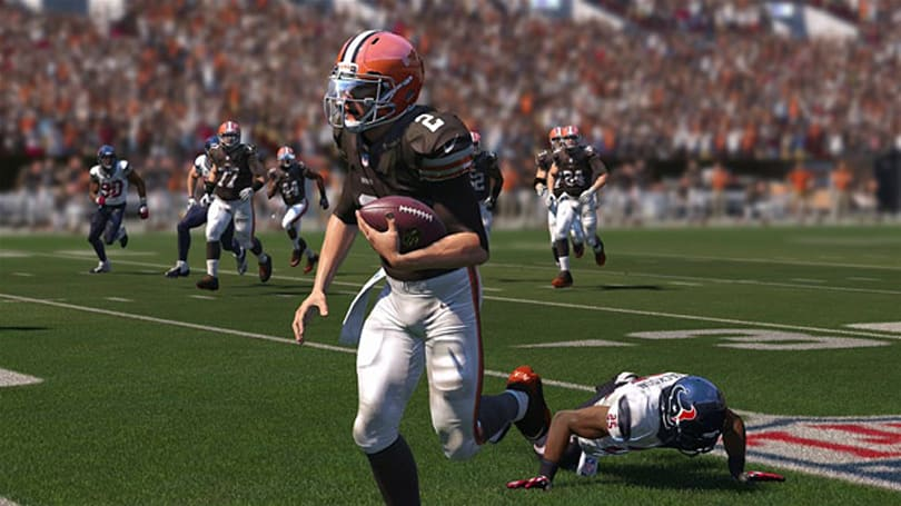 Madden NFL 15 kicks off Xbox One digital pre-loading feature