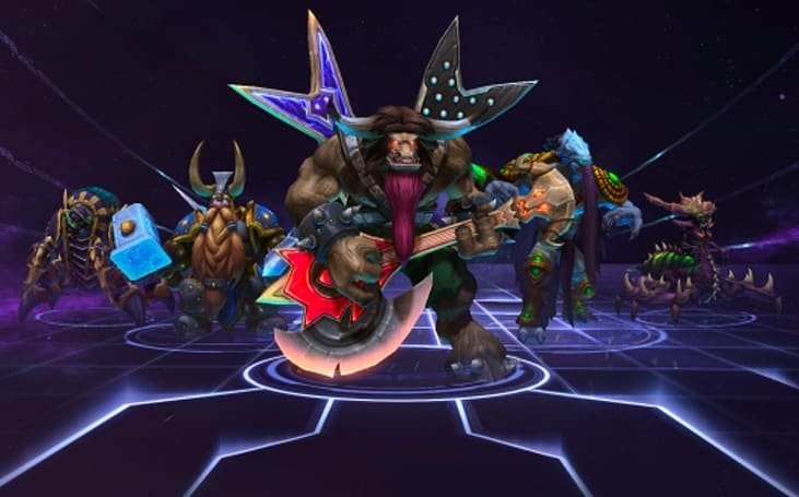 Blizzard: Sexy Heroes of the Storm characters 'not sending a message'