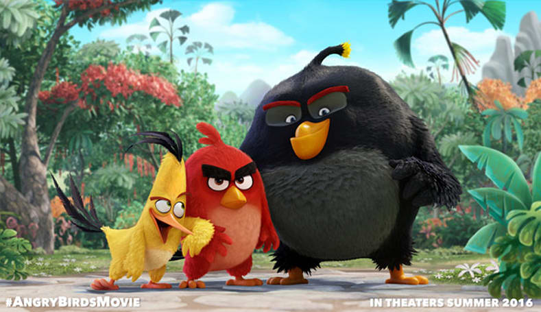 Peter Dinklage, Jason Sudeikis to star in Angry Birds film