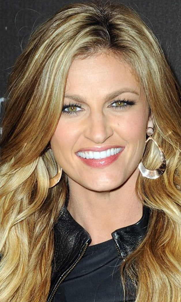 Erin Andrews Dishes on Style, Dating, and Staying In Shape