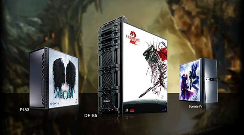Antec to sell NCsoft-themed PC enclosures