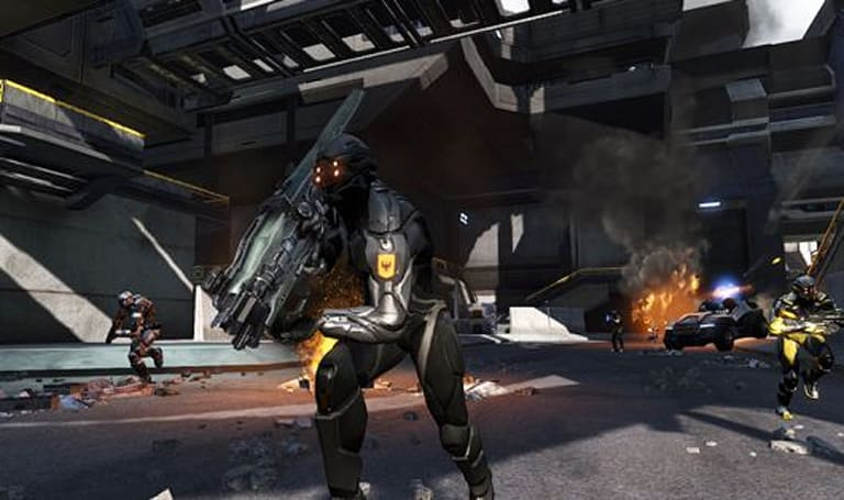 CCP hires new Executive Producer for DUST 514, Jean-Charles Gaudechon