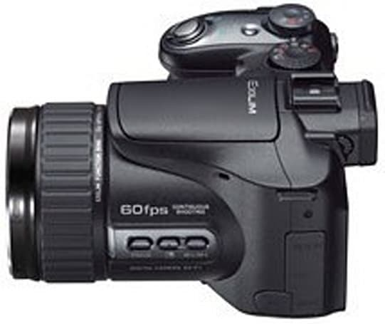 Casio's EX-F1 camera with 60fps burst and 1200fps video -- March 28th