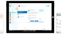 Skype rolls out its suite of third-party app chatbots