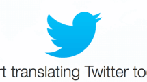 Twitter announces it's now available in three more languages: Greek, Czech and Basque